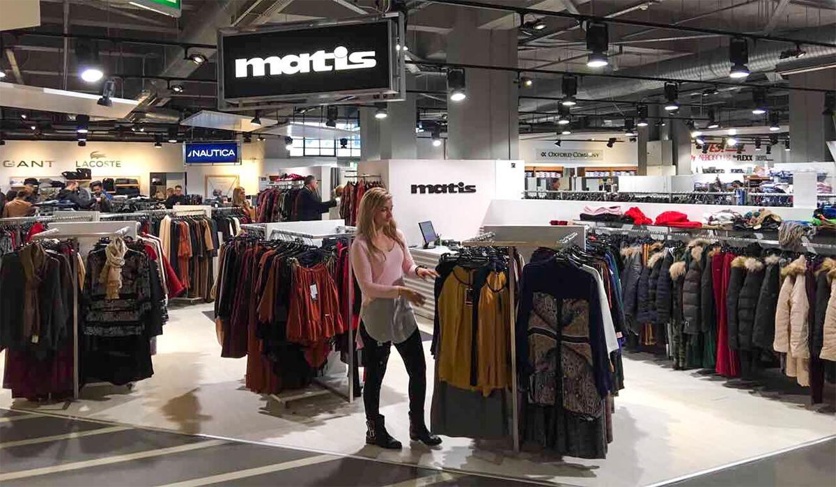5654870efe5 FACTORY OUTLET ΠΕΙΡΑΙΩΣ - Καταστήματα   Matis Fashion