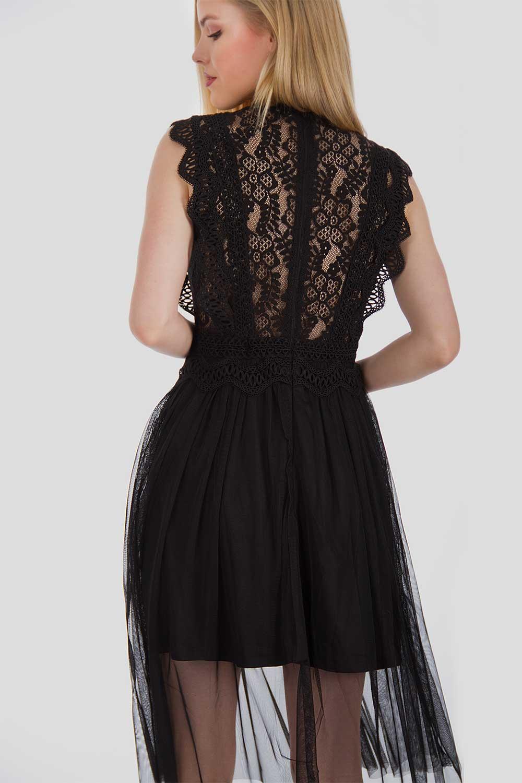 ΜΙΝΙ ΦΟΡΕΜΑ ΜΕ ΔΑΝΤΕΛΑ - Φορέματα - Χειμώνας - Προσφορές - E-Shop ... 806ccb3a3c3