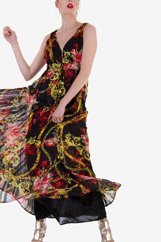 8f97b2e476da ΜΑΞΙ ΦΛΟΡΑΛ ΦΟΡΕΜΑ - Φορέματα - Καλοκαίρι - Προσφορές - E-Shop ...