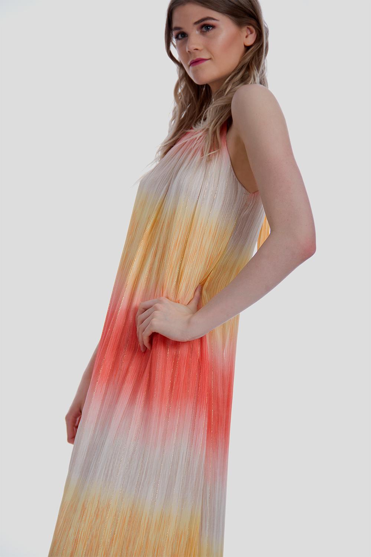 31babcac3ff3 ΜΑΞΙ ΦΟΡΕΜΑ ΜΕ ΧΡΥΣΕΣ ΛΕΠΤΟΜΕΡΕΙΕΣ - Φορέματα - Καλοκαίρι ...