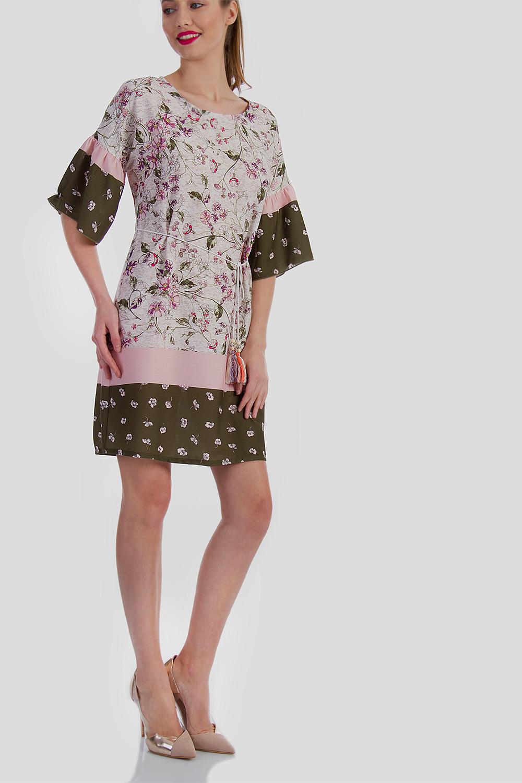 ΦΛΟΡΑΛ ΜΙΝΙ ΦΟΡΕΜΑ - Φορέματα - Καλοκαίρι - Προσφορές - E-Shop ... a3b8cf1f98a