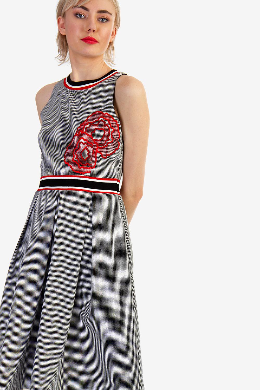 199f7255e763 ΚΑΡΩ ΜΙΝΤΙ ΦΟΡΕΜΑ - Μίντι - Φορέματα - E-Shop