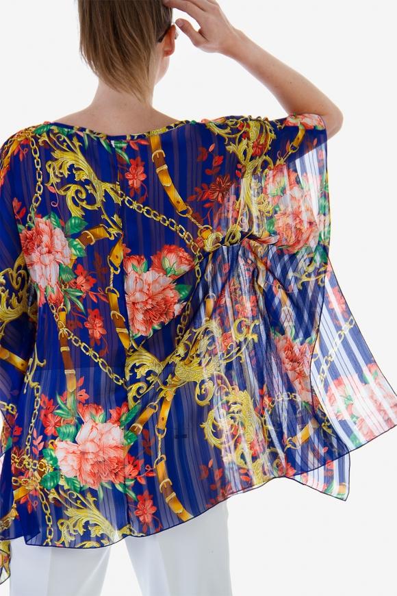 cea2b2f6dc53 ΦΛΟΡΑΛ ΚΑΦΤΑΝΙ - Μπλούζες - Καλοκαίρι - Προσφορές - E-Shop