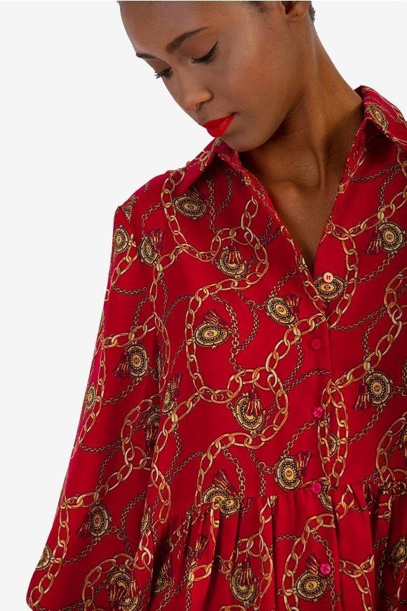 Γυναικεία φορέματα μοντέρνα  f02b1421f19