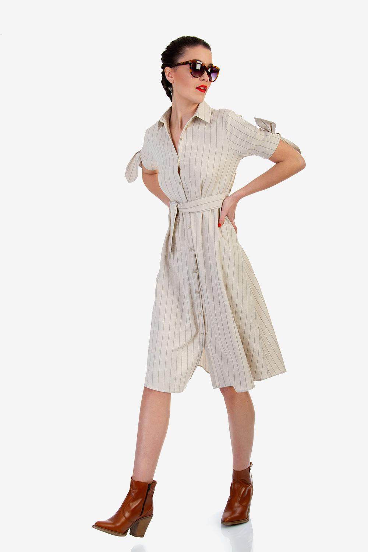 73f9c04c0546 ΡΙΓΕ ΜΙΝΤΙ ΦΟΡΕΜΑ - Μίντι - Φορέματα - E-Shop