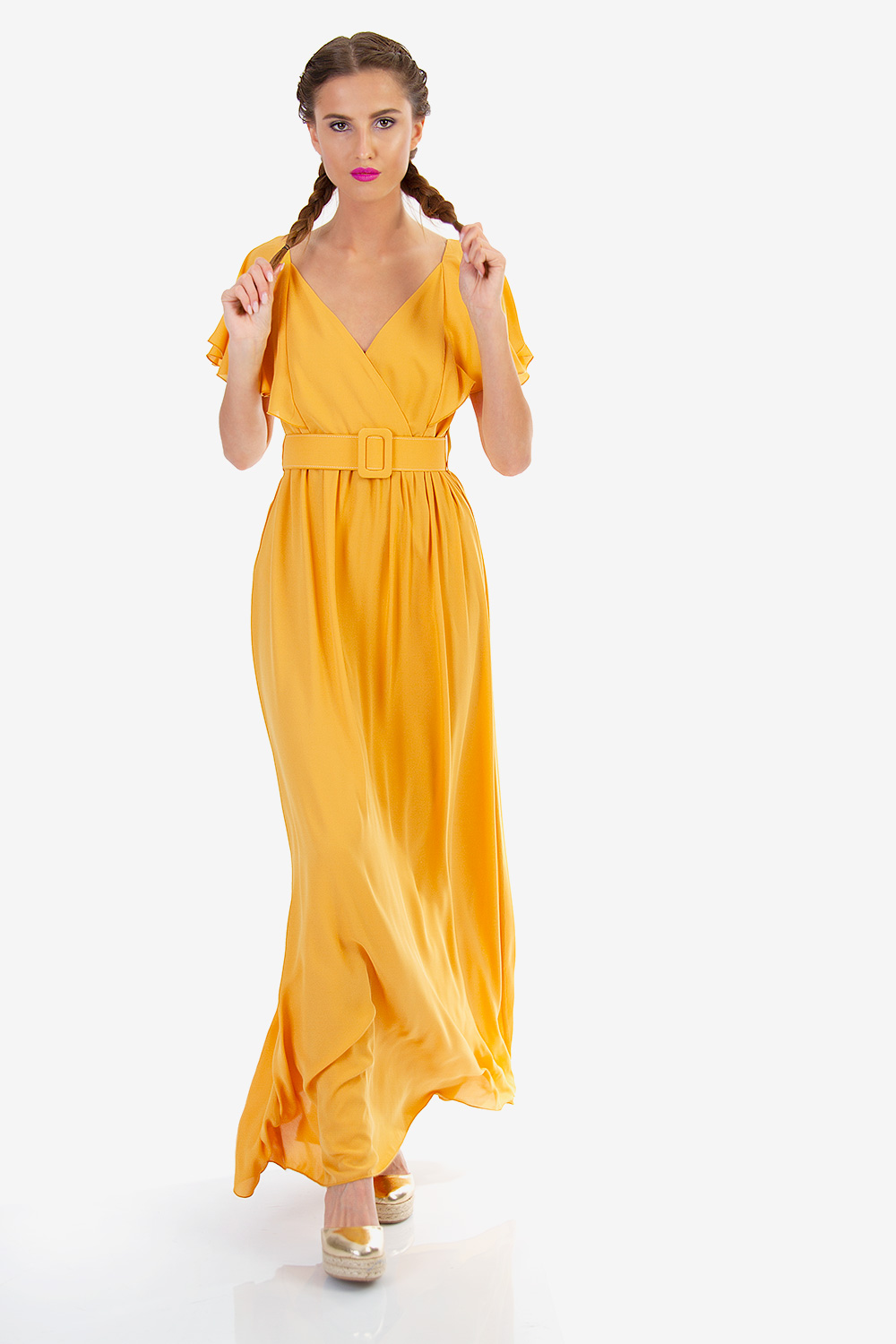 bd8dacfef84c62 MAXI DRESS - Maxi - Dresses - E-Shop