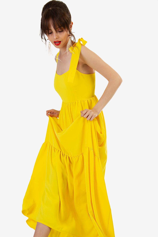 90c40fba55 MAXI DRESS - Maxi - Dresses - E-Shop